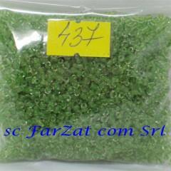 margele - verde absint 2mm cod 437 (1)