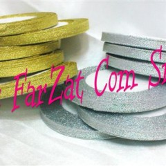 banda aurie sau argintie de 12 mm (1)