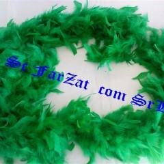 fular cu pene verde (5)