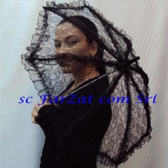 umbrela dantela neagra cod 22 (1)
