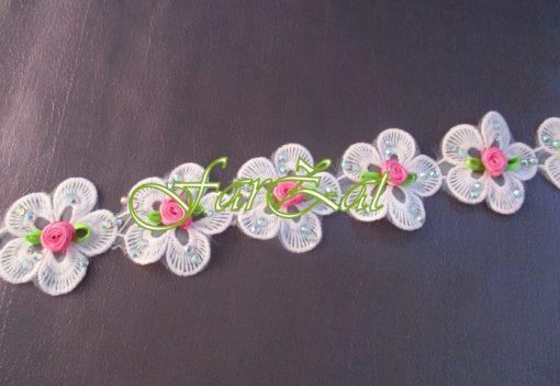 apl. floare cu trandafir